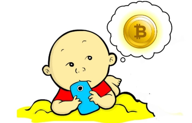 bitcoin children apps cryptocurrency